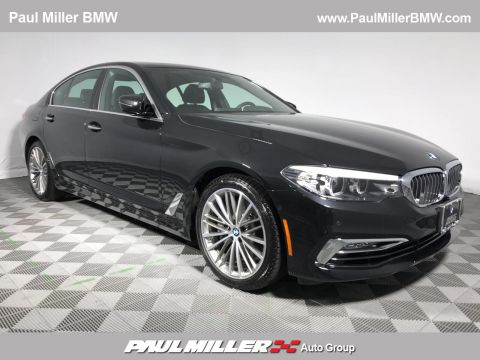 New 2017 BMW 5 Series 530i XDrive