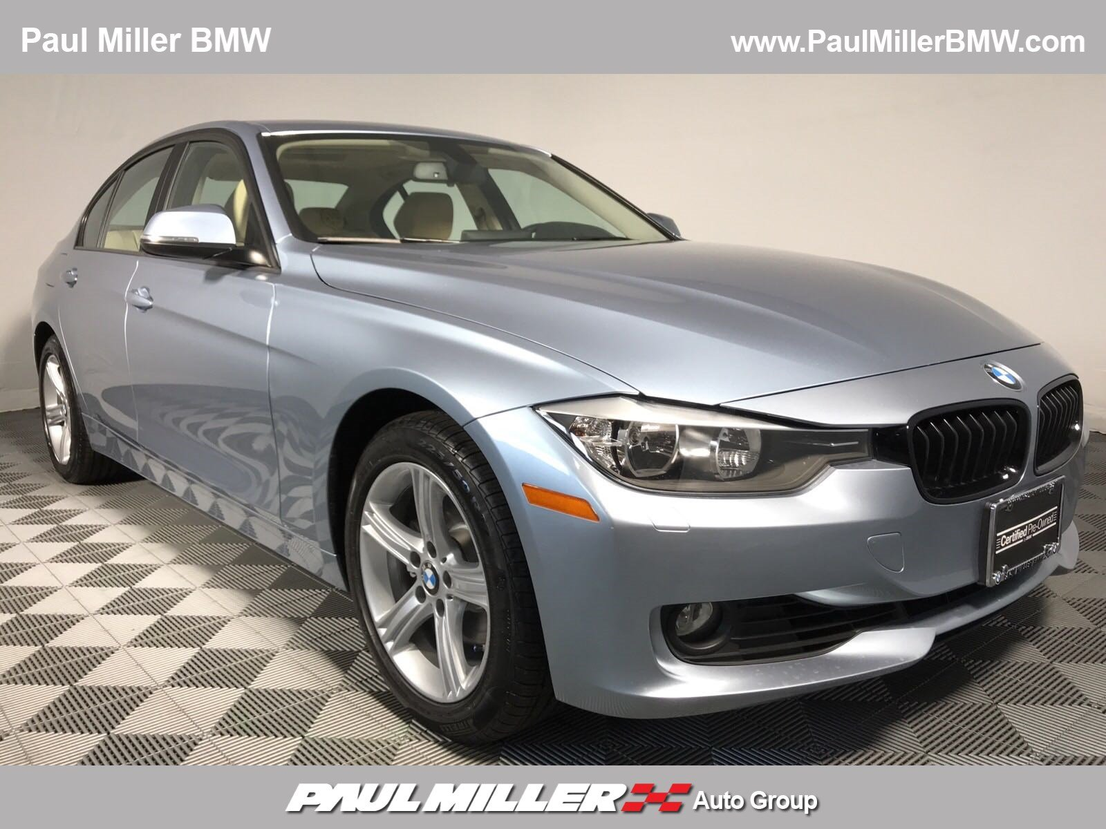 Certified PreOwned BMW Series Dr Car In Wayne F - 2013bmw