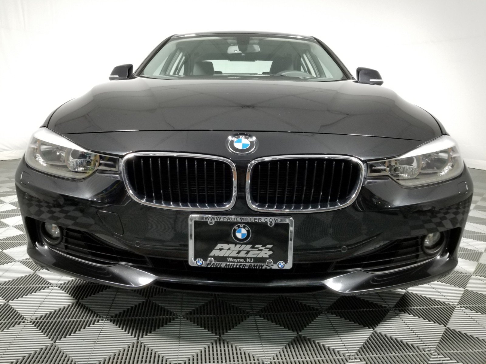 Certified Pre Owned 2015 BMW 3 Series 328i xDrive 4dr Car in Wayne