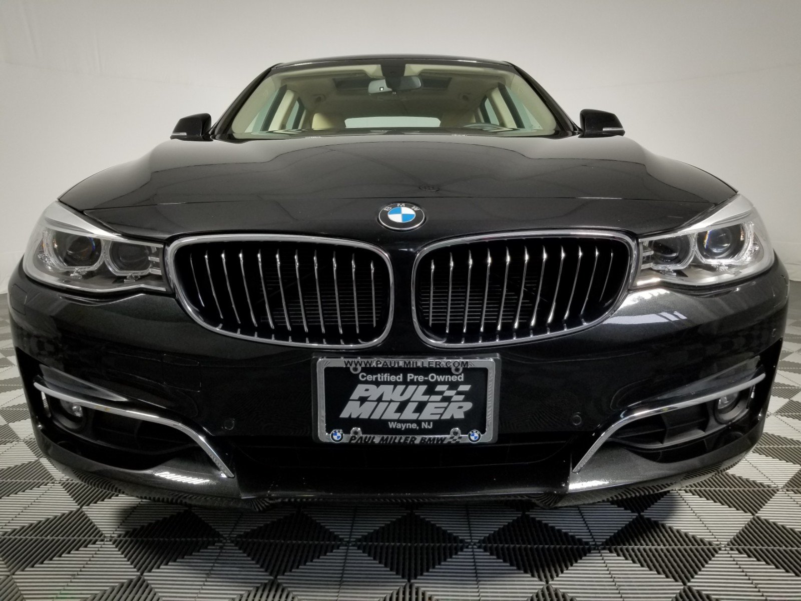 Certified Pre Owned 2015 BMW 3 Series Gran Turismo 328i xDrive