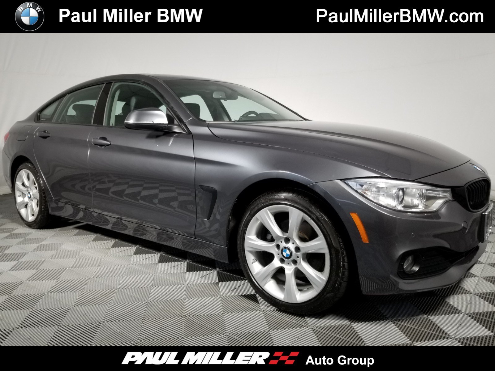Certified Pre Owned 2015 BMW 4 Series 428i xDrive Hatchback in Wayne