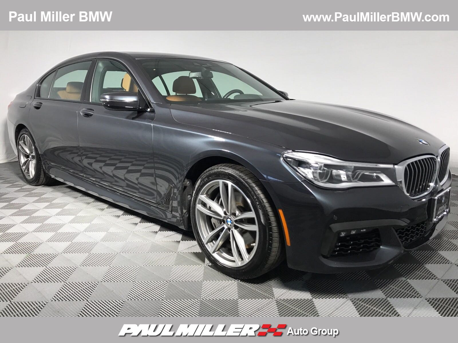 Pre Owned 2018 BMW 7 Series 750i xDrive 4dr Car in Wayne L