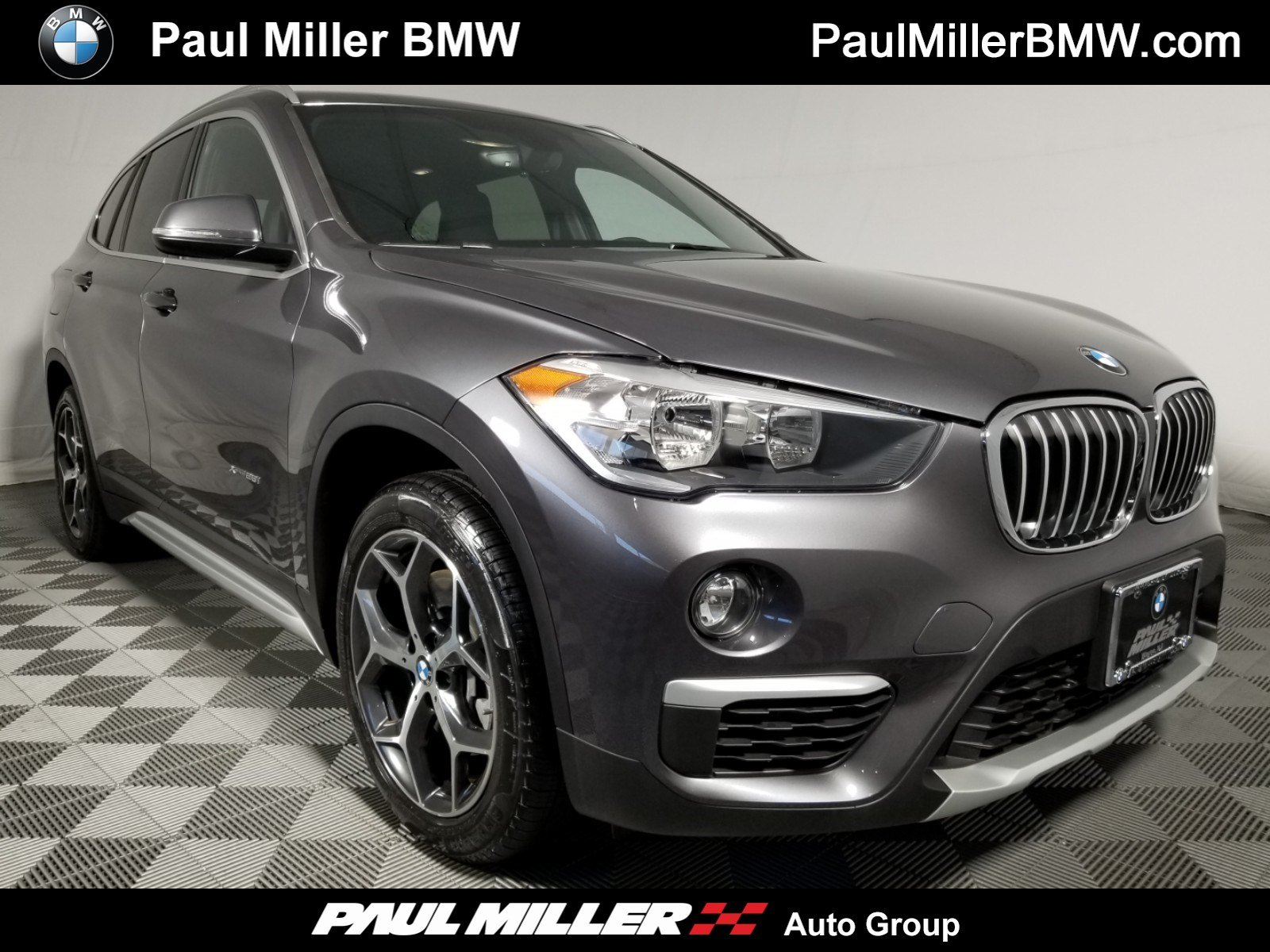 Certified Pre Owned 2016 BMW X1 xDrive28i Sport Utility in Wayne